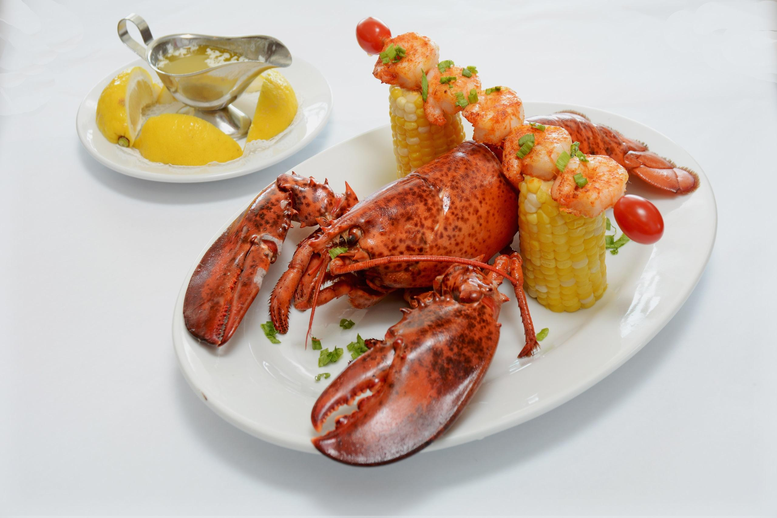 Surfside Inn - Lobster